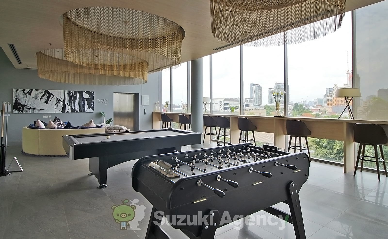 Whizdom Connect Sukhumvit:Interior & Exterior Photos No.9