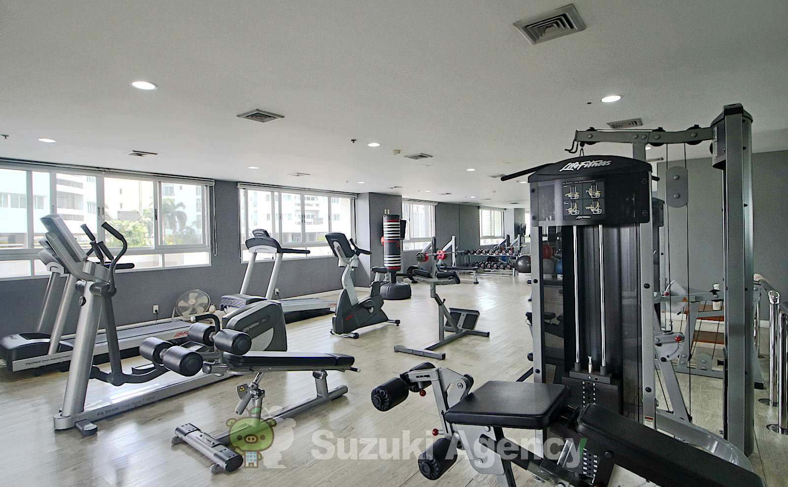Krungthep Thani Tower:Interior & Exterior Photos No.9