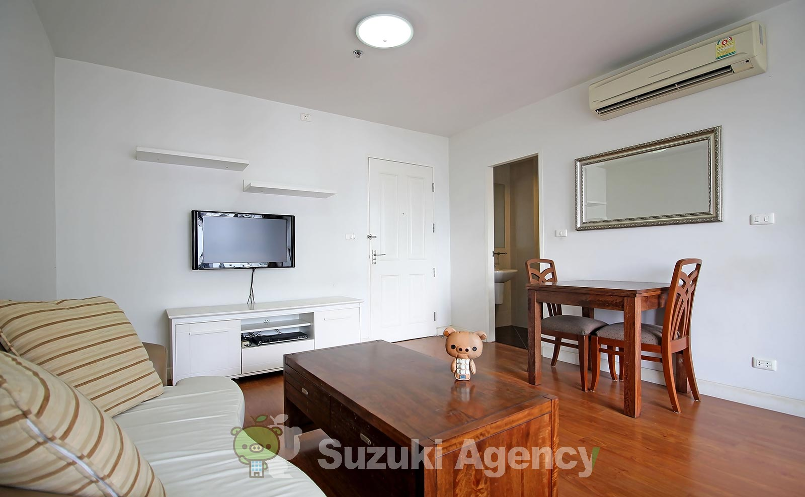 Condo One X Sukhumvit 26:Studio Room Photos No.2