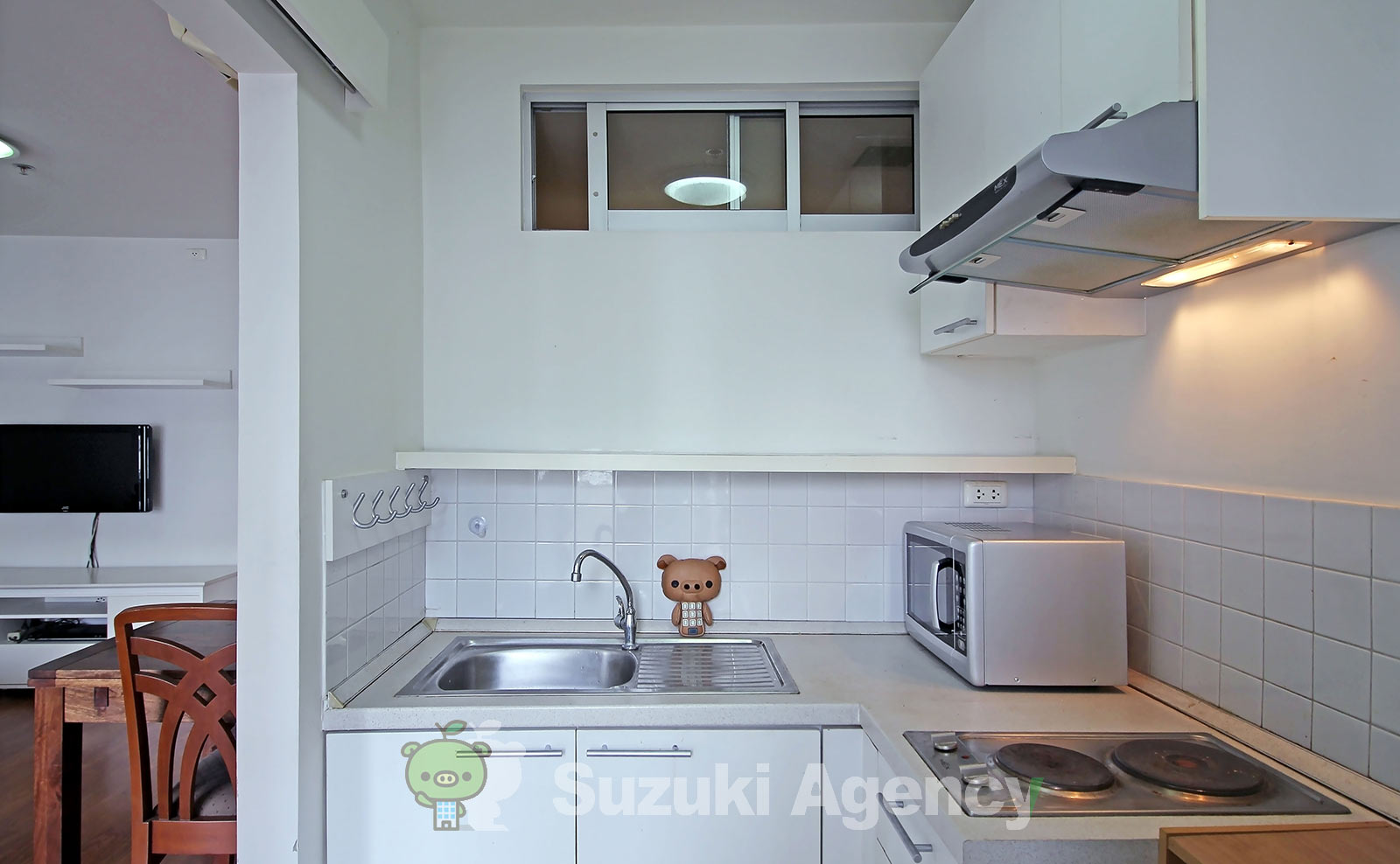 Condo One X Sukhumvit 26:Studio Room Photos No.4