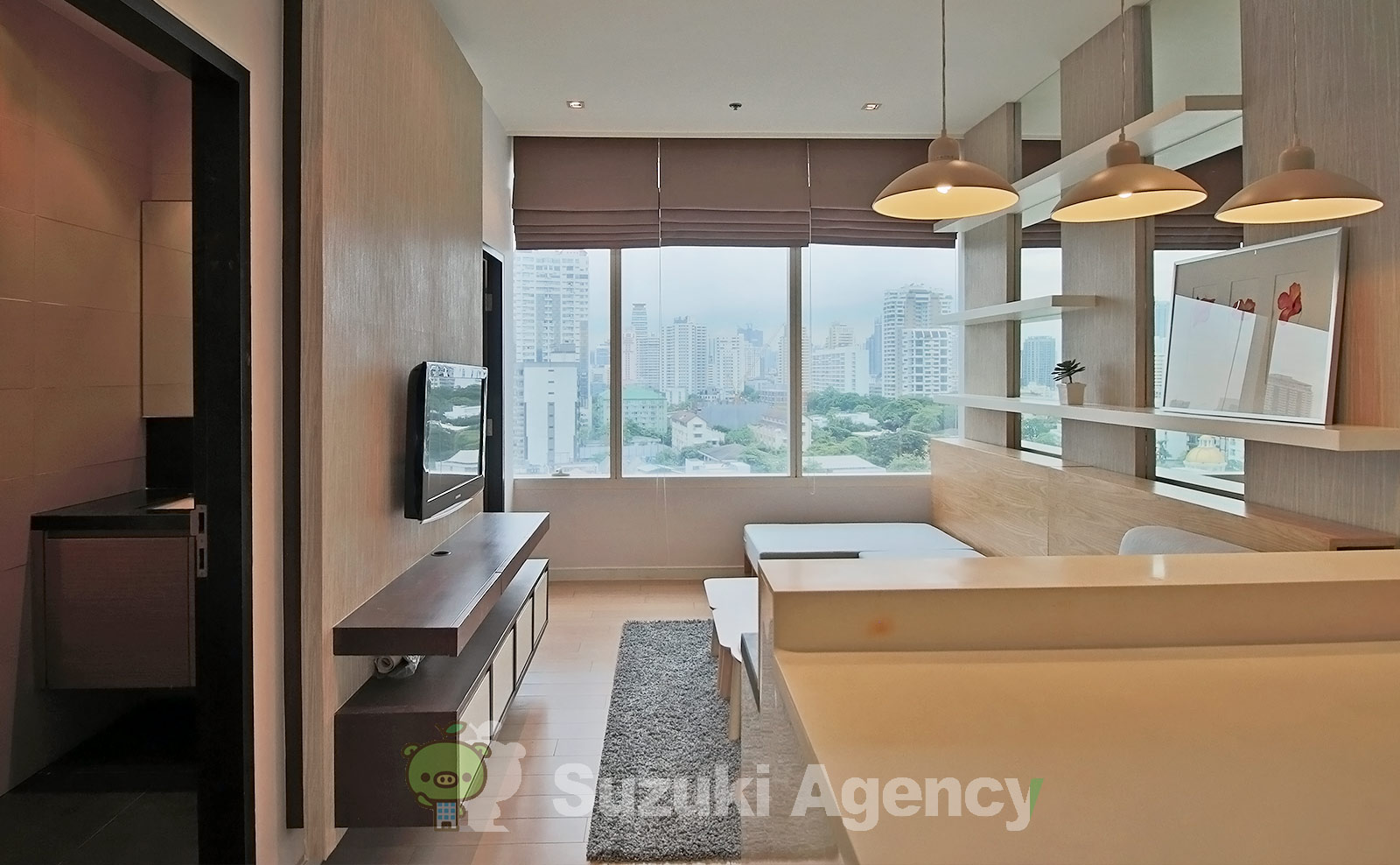 Eight Thonglor Residence:1Bed Room Photos No.1