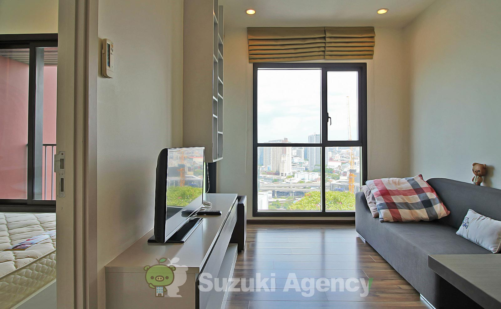 WYNE Sukhumvit:1Bed Room Photos No.1