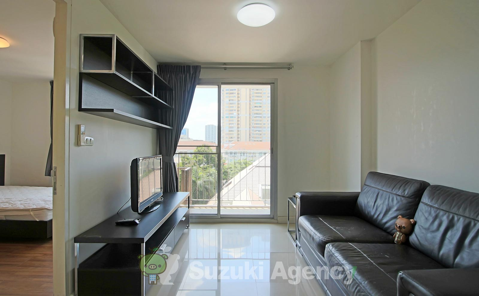 The Clover Thonglor Residence:1Bed Room Photos No.1