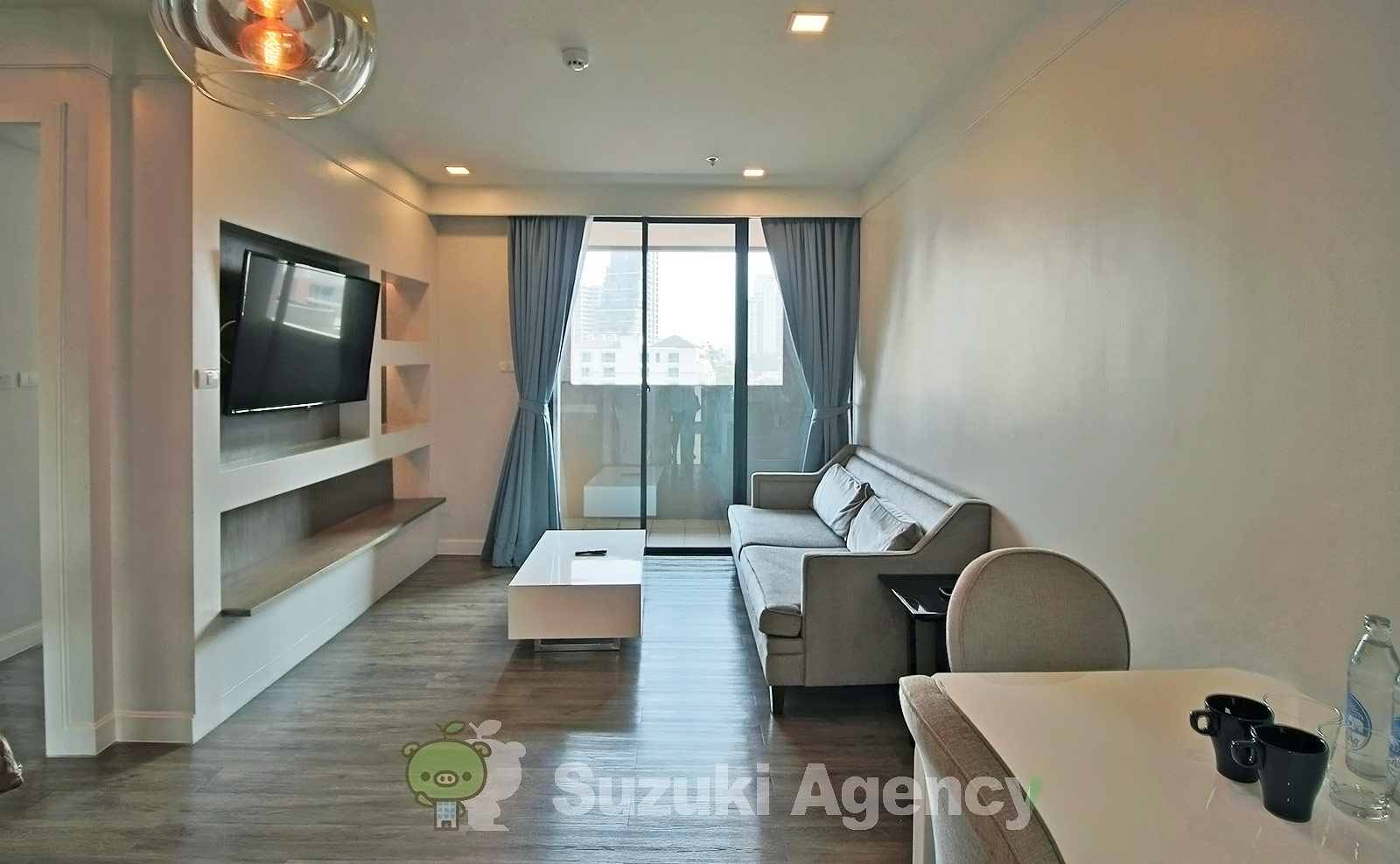 METROPOLE Residence (旧 Parc 39):1Bed Room Photos No.1
