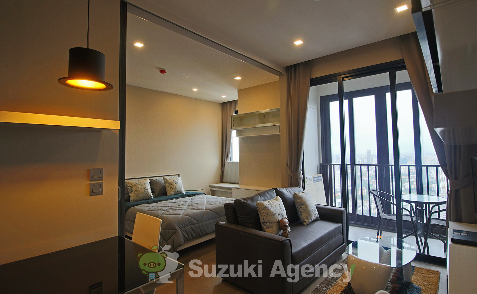 Ashton Asoke:1Bed Room Photos No.1