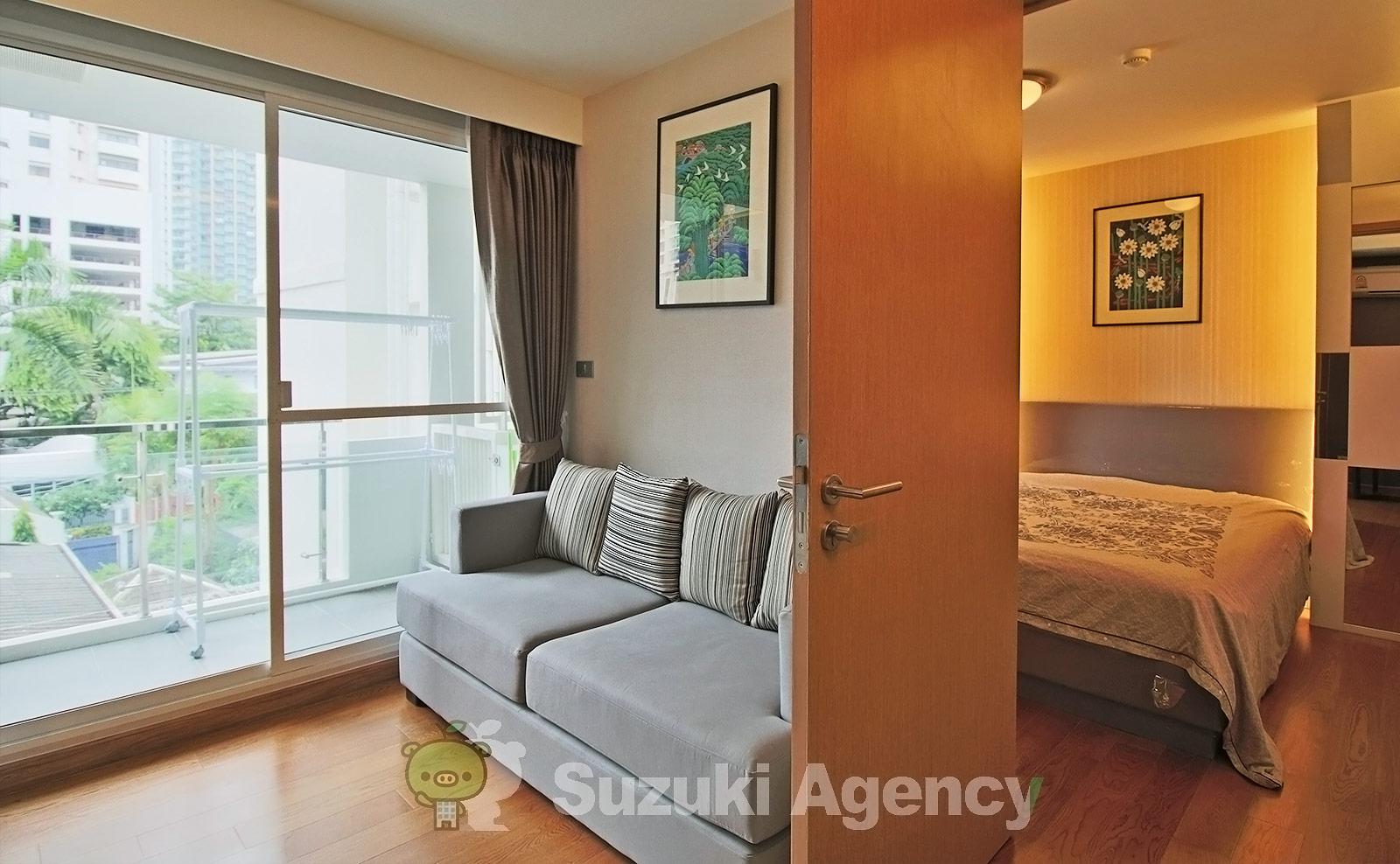 InterLux Premier Sukhumvit 13:1Bed Room Photos No.1