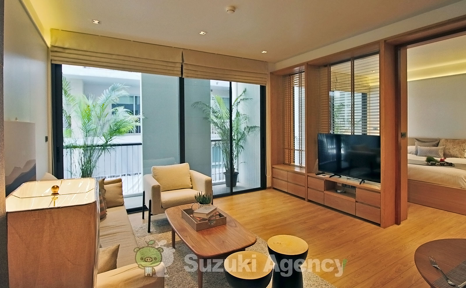 Jitimont Residence:1Bed Room Photos No.1