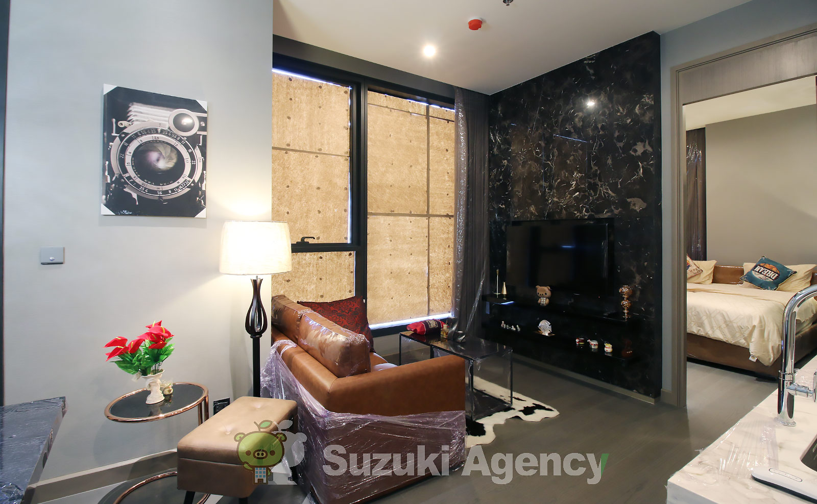 The Esse at Singha Complex:1Bed Room Photos No.1