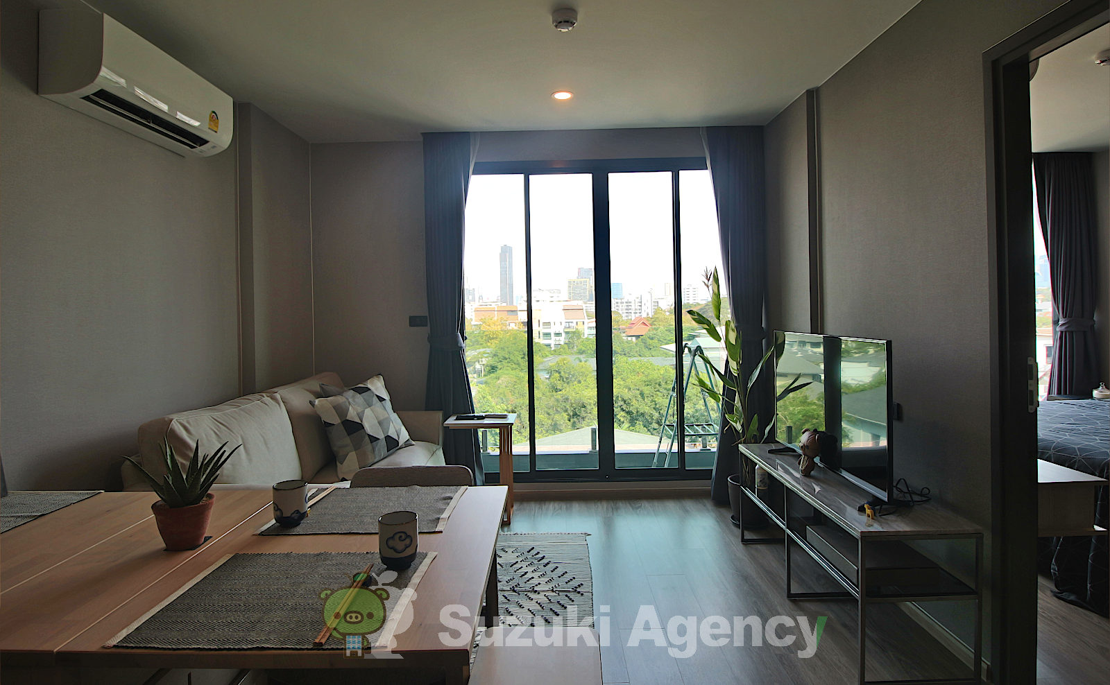 The Teak Sukhumvit 39:1Bed Room Photos No.1
