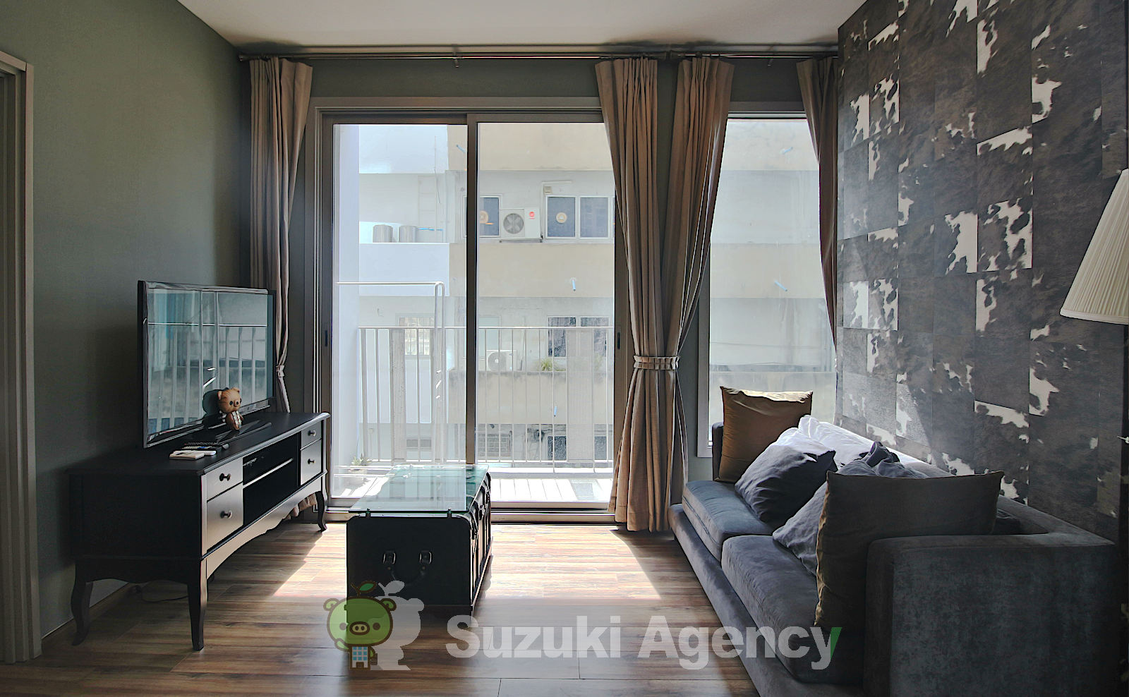 Ceil by Sansiri (Owner No.91384):1Bed Room Photos No.1