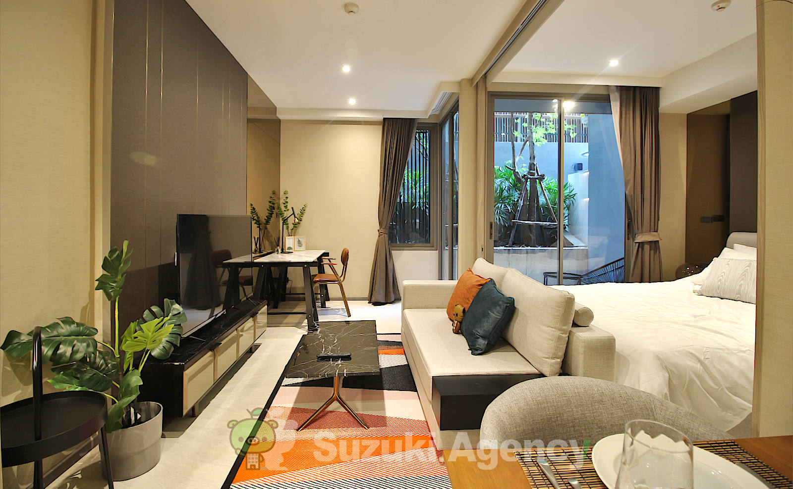 Fynn Sukhumvit 31:1Bed Room Photos No.1