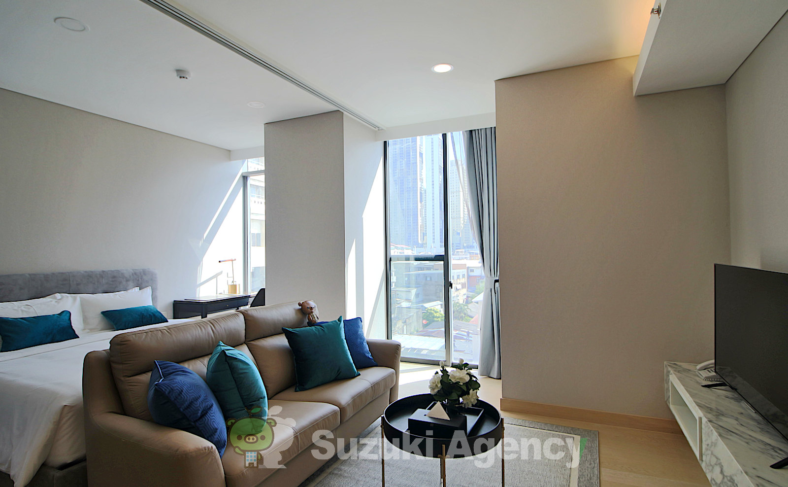 Wyndham Bangkok Queen Convention Centre:1Bed Room Photos No.1