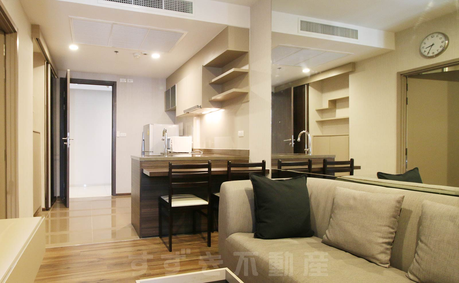 Teal Sathorn-Taksin:1Bed Room Photos No.2