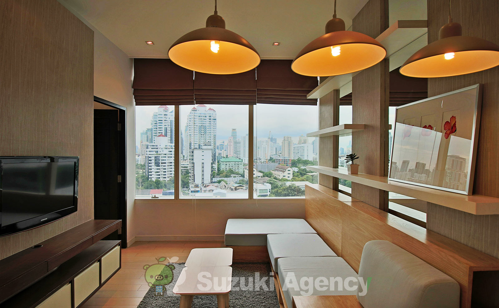 Eight Thonglor Residence:1Bed Room Photos No.2