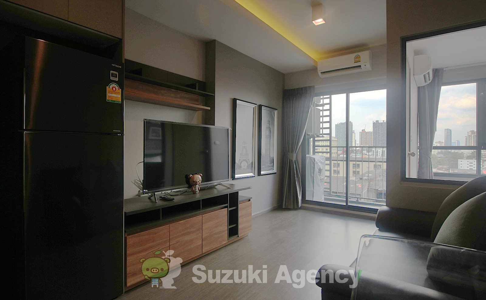 Ideo Sukhumvit 93:1Bed Room Photos No.2