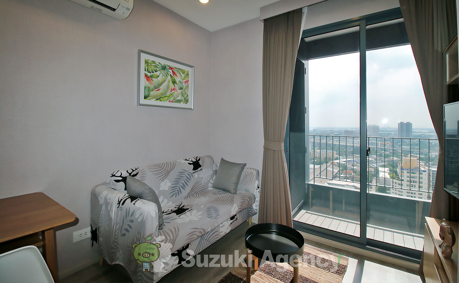 Ideo Mobi Sukhumvit 66 (Owner No.89687):1Bed Room Photos No.2