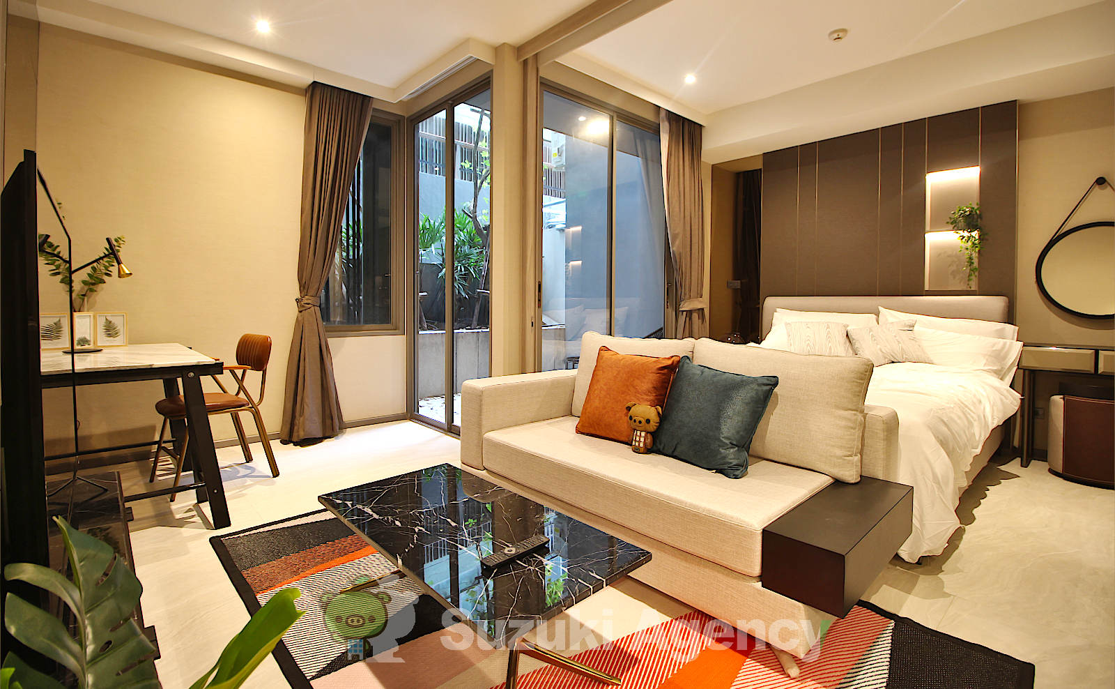 Fynn Sukhumvit 31:1Bed Room Photos No.2