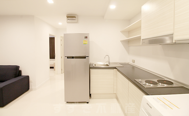 TKF Condominium:1Bed Room Photos No.3