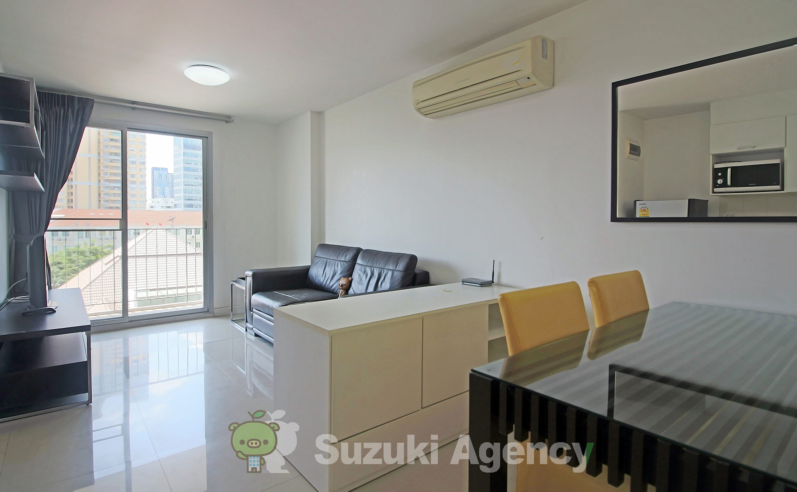 The Clover Thonglor Residence:1Bed Room Photos No.3