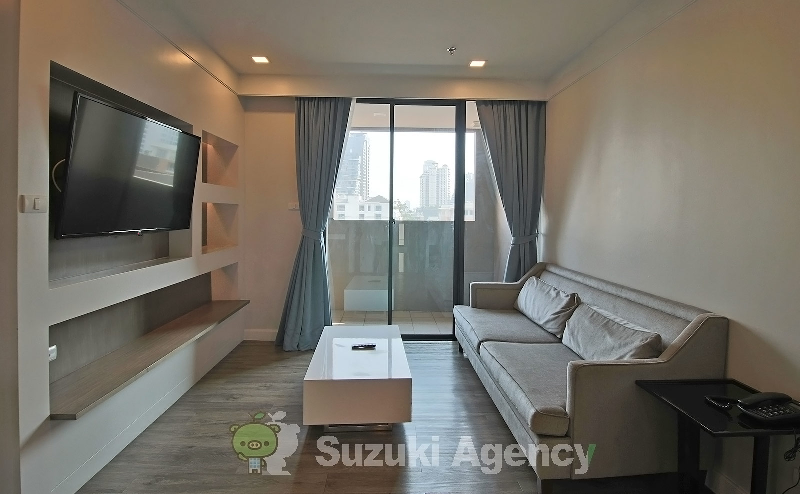 METROPOLE Residence (旧 Parc 39):1Bed Room Photos No.3