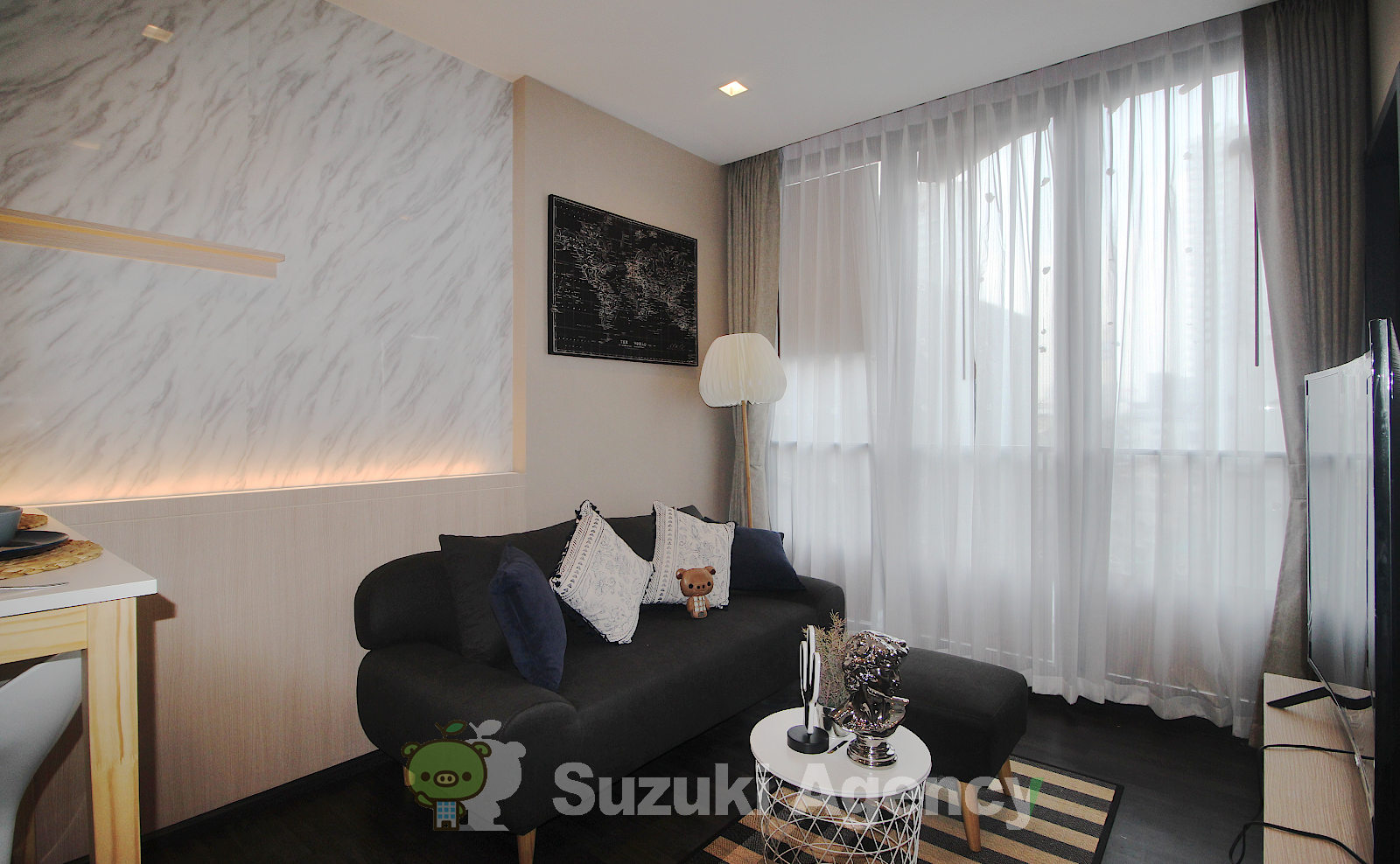 The Line Asoke - Ratchada:1Bed Room Photos No.3