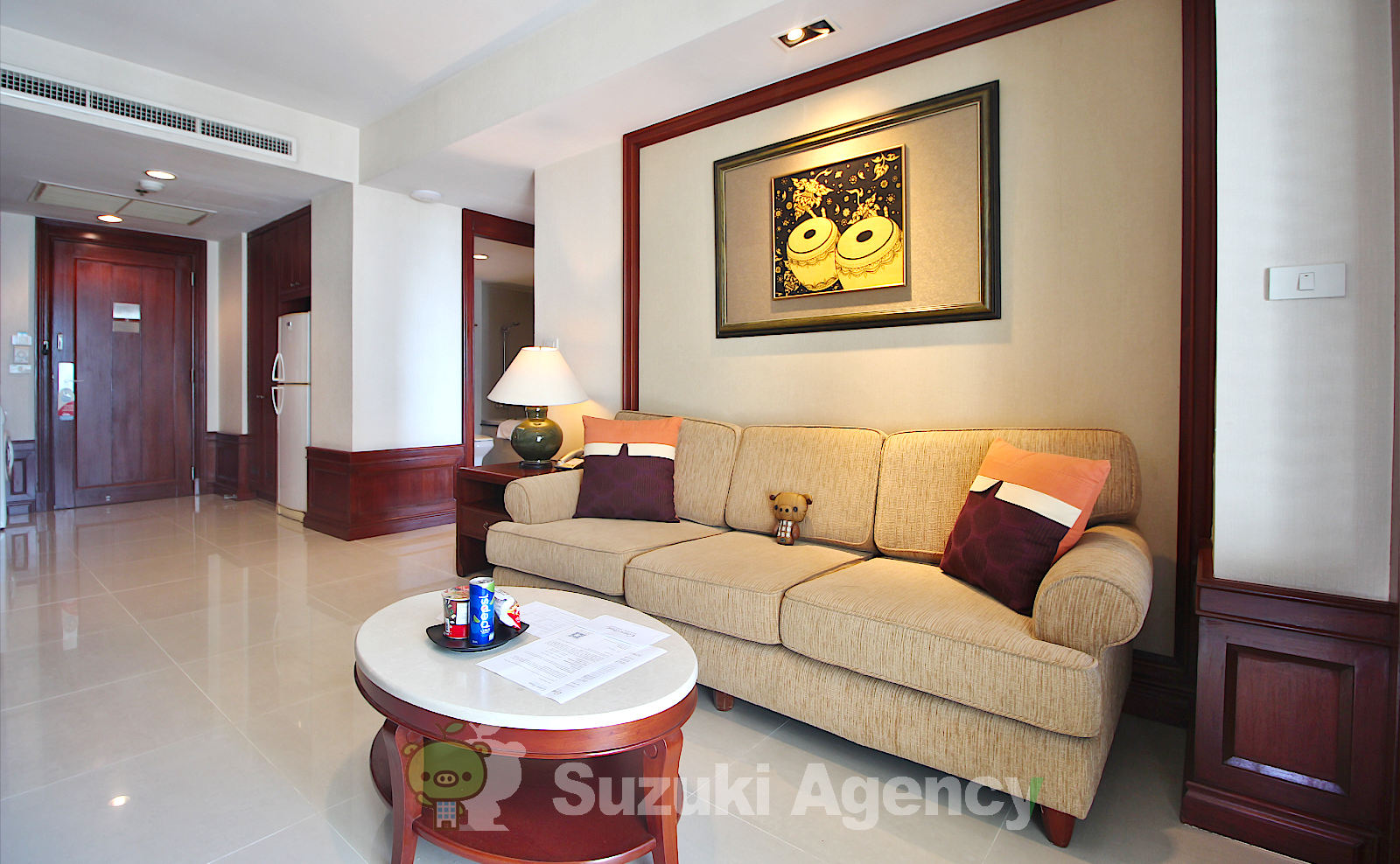 Centre Point Serviced Apartment Thong Lo:1Bed Room Photos No.3