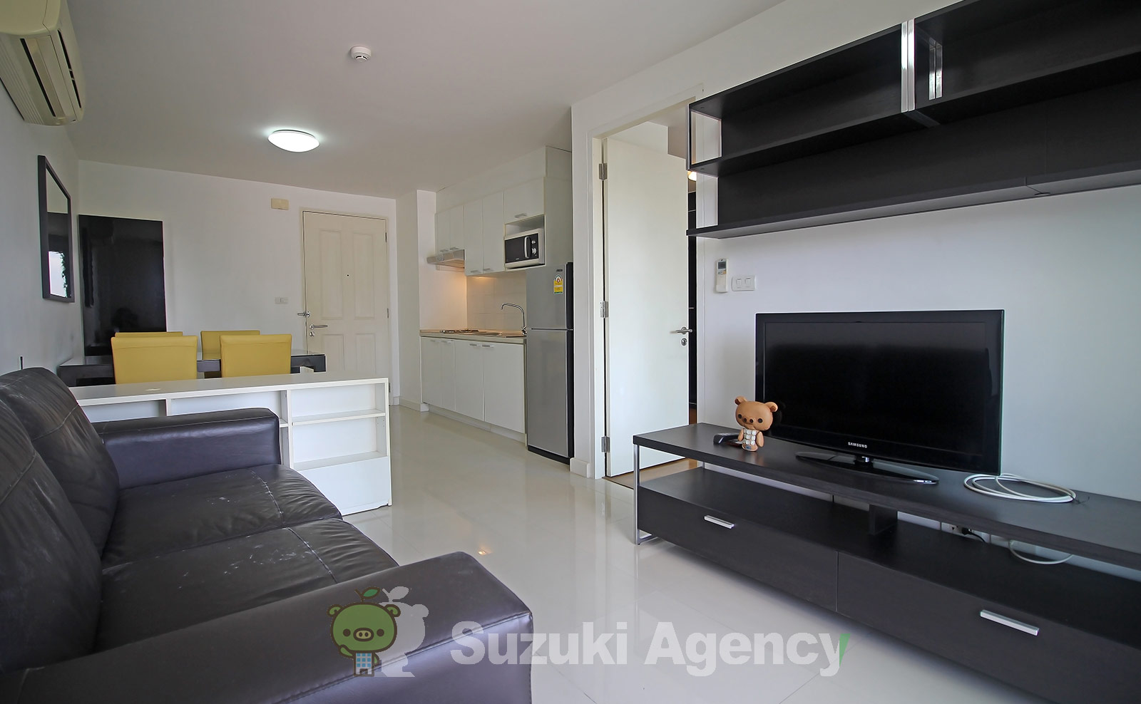 The Clover Thonglor Residence:1Bed Room Photos No.4