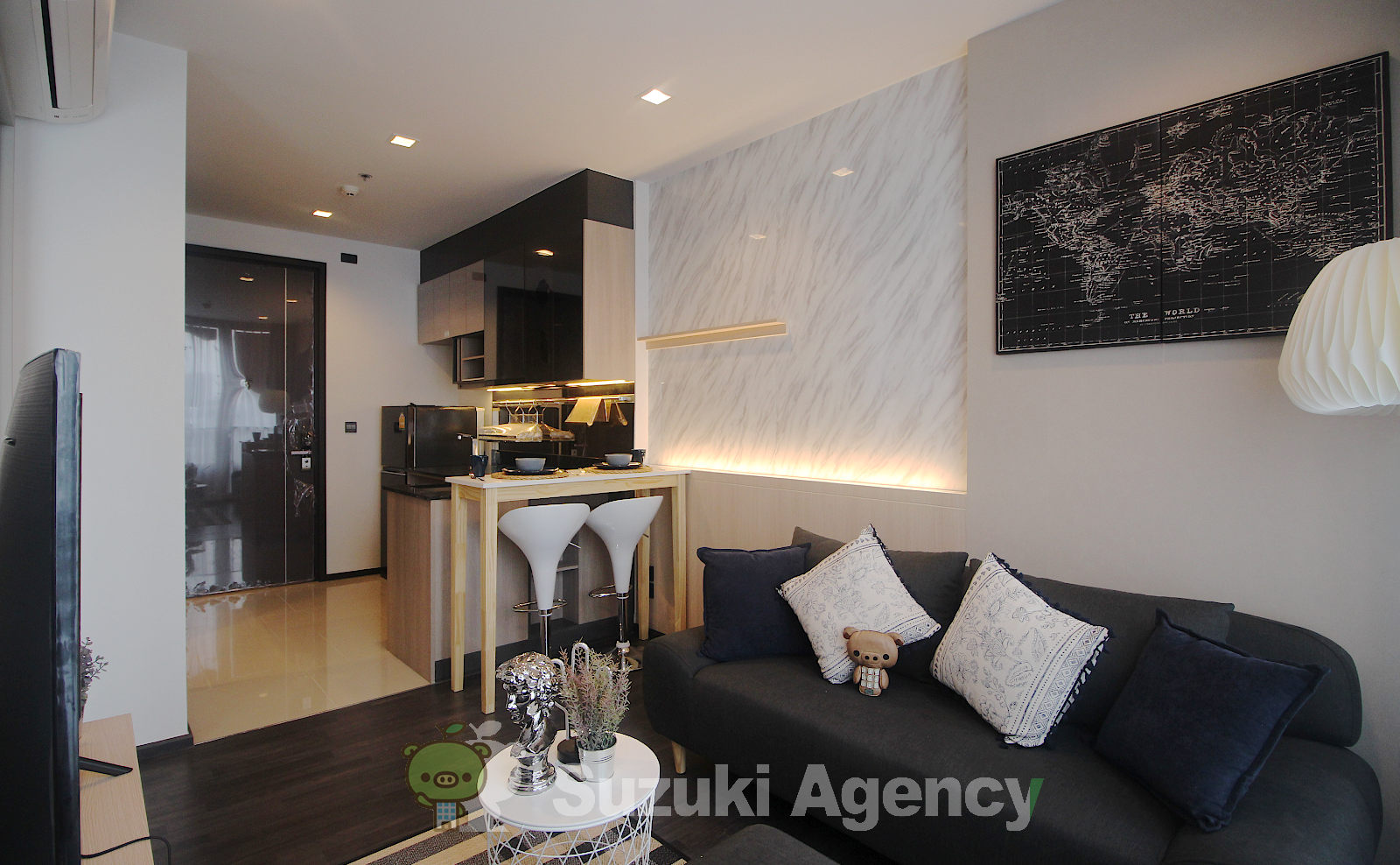 The Line Asoke - Ratchada:1Bed Room Photos No.4