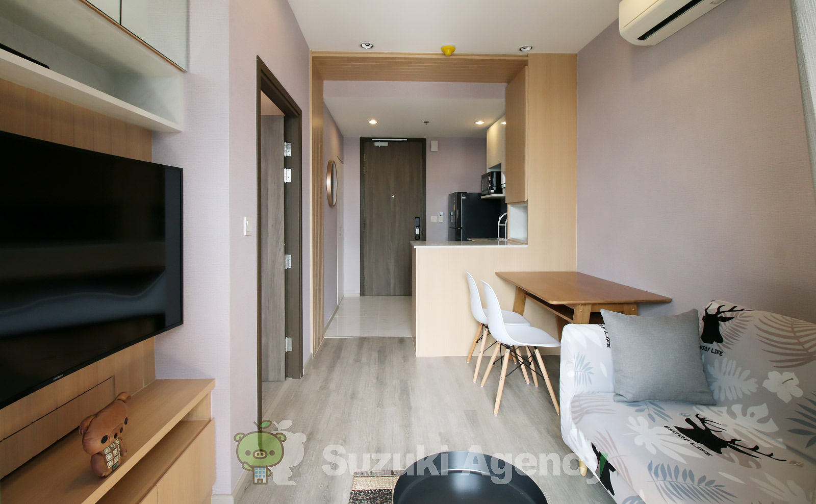 Ideo Mobi Sukhumvit 66 (Owner No.89687):1Bed Room Photos No.4