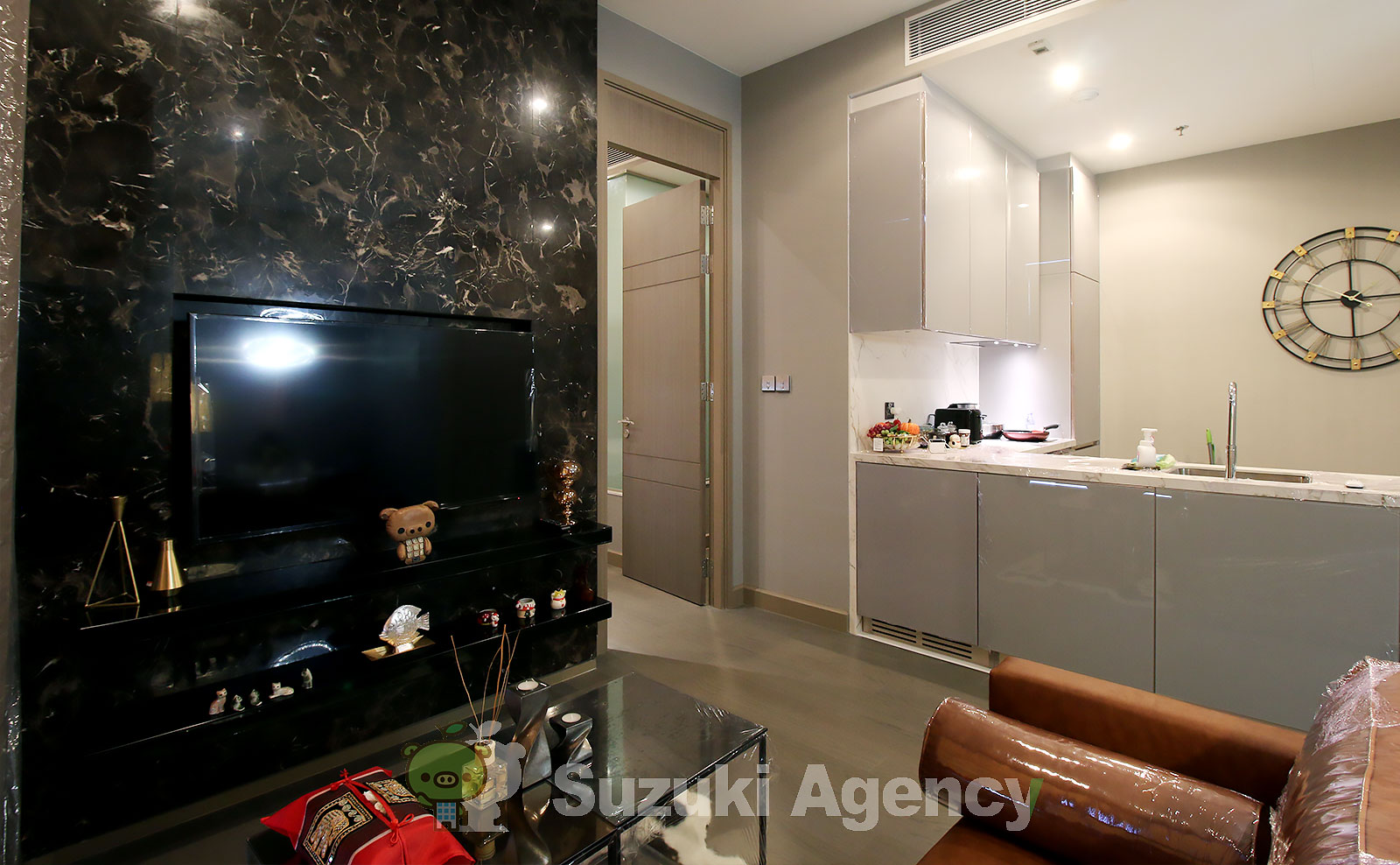 The Esse at Singha Complex:1Bed Room Photos No.4
