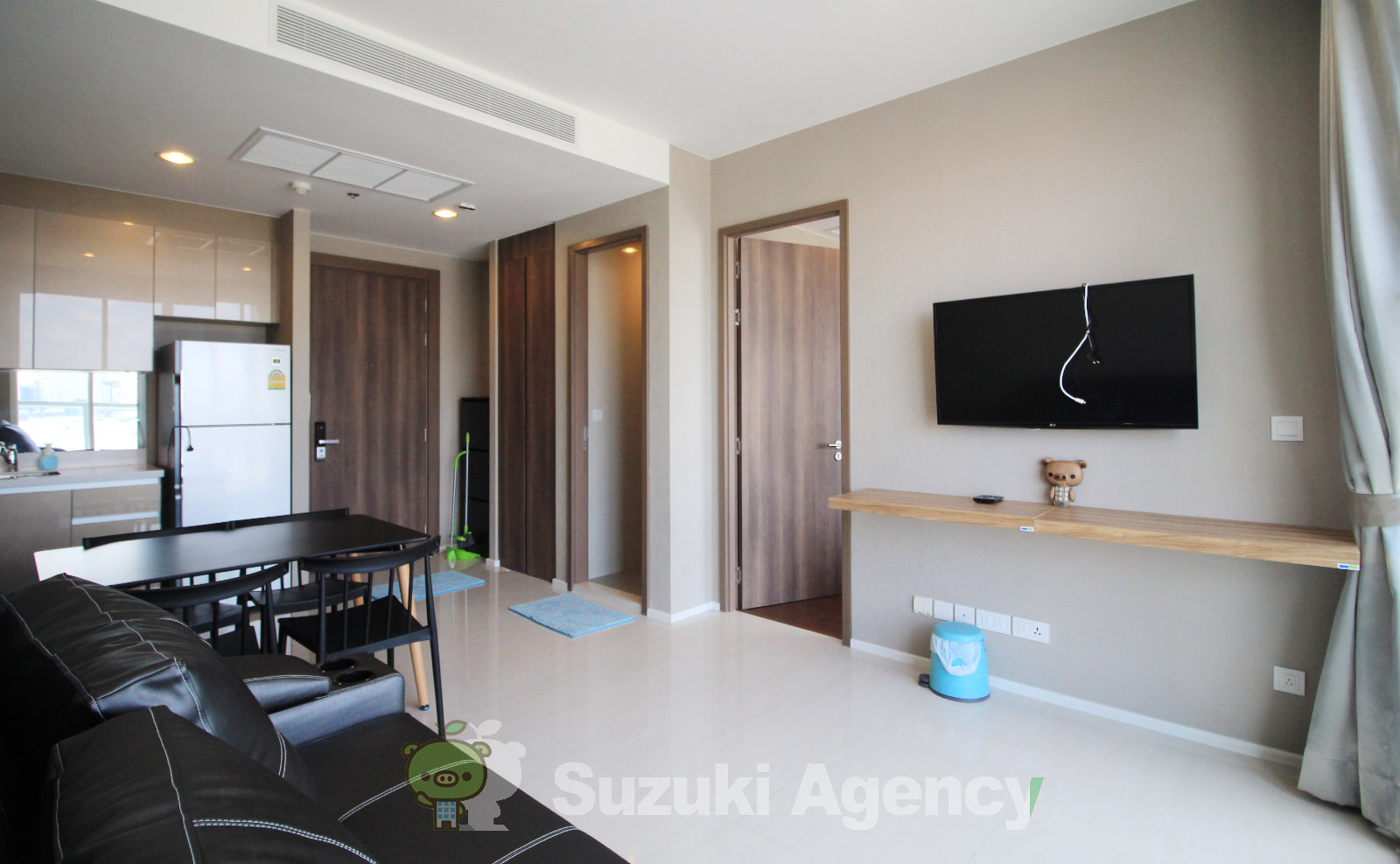 Menam Residences Condominium:1Bed Room Photos No.4