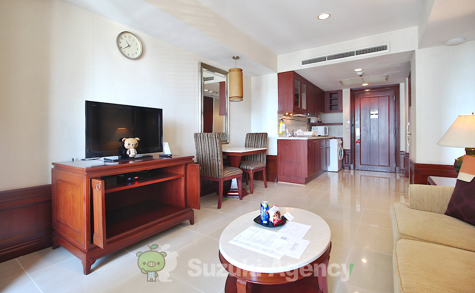 Centre Point Serviced Apartment Thong Lo:1Bed Room Photos No.4