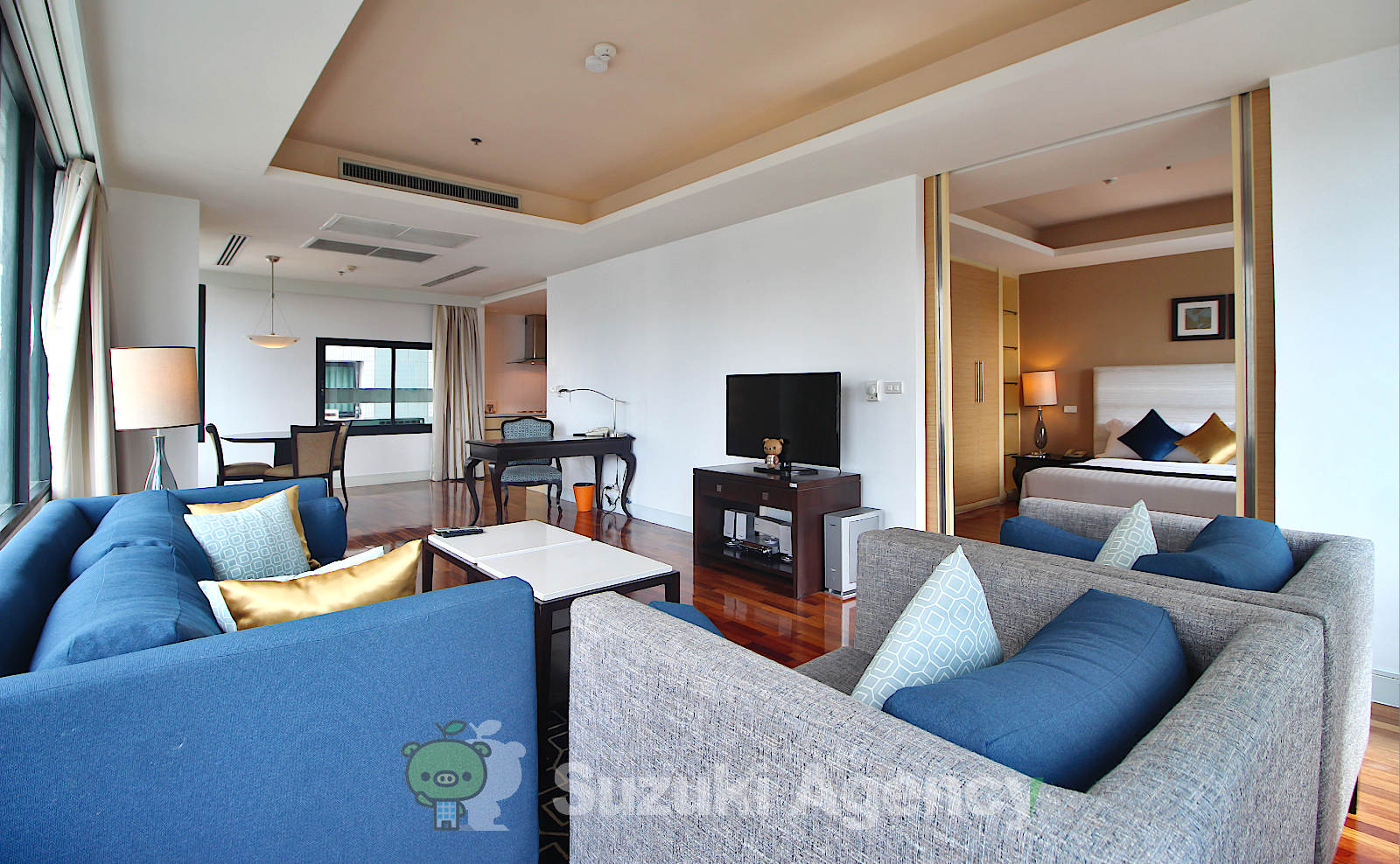 The Duchess Hotel and Residences (旧Natural Ville):1Bed Room Photos No.4