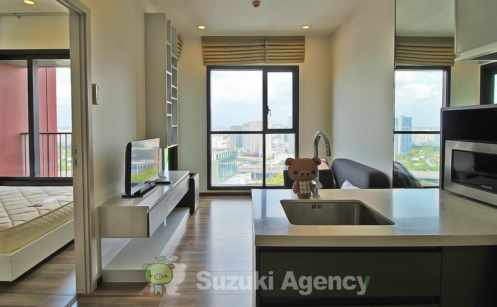 WYNE Sukhumvit:1Bed Room Photos No.5