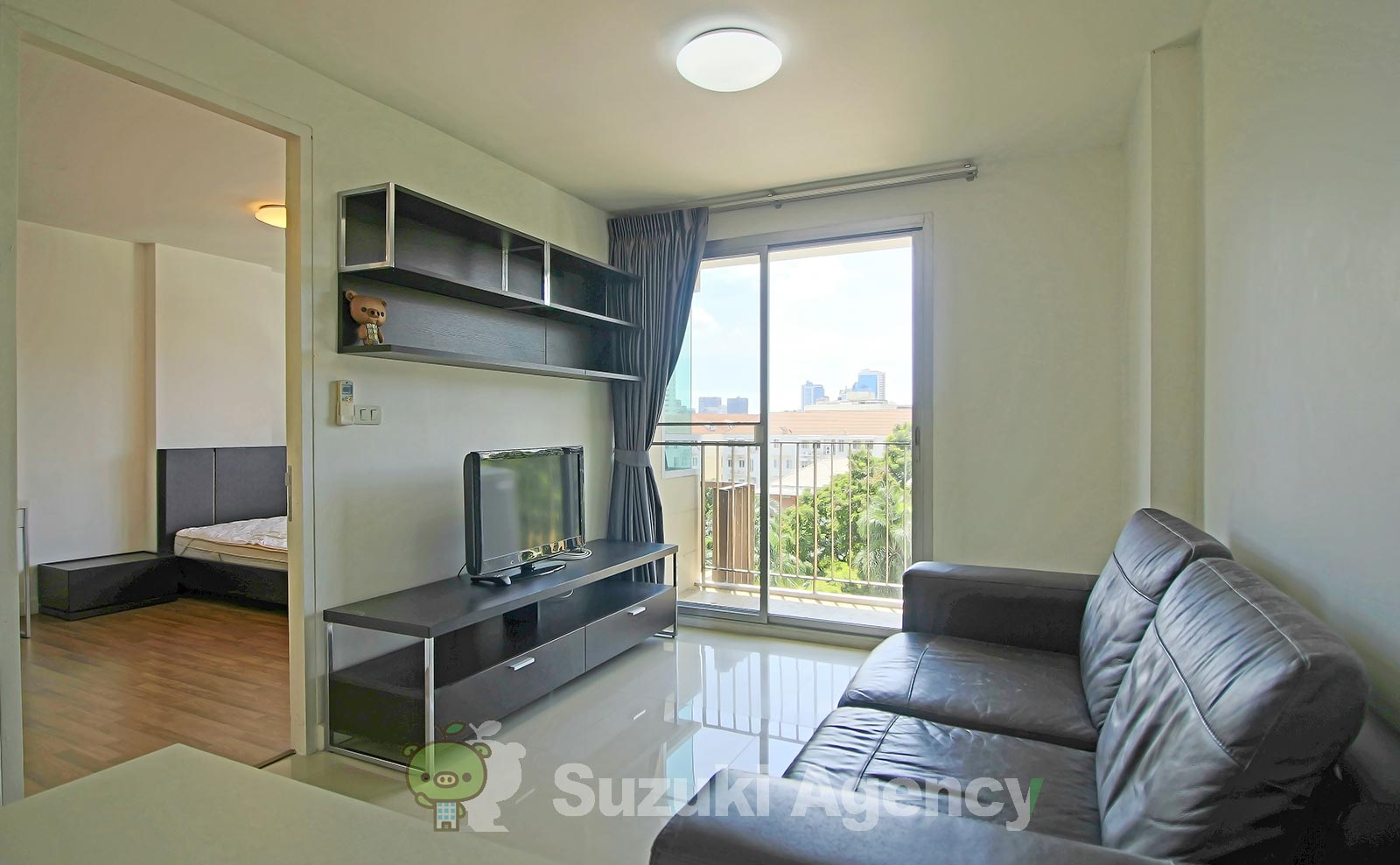 The Clover Thonglor Residence:1Bed Room Photos No.5