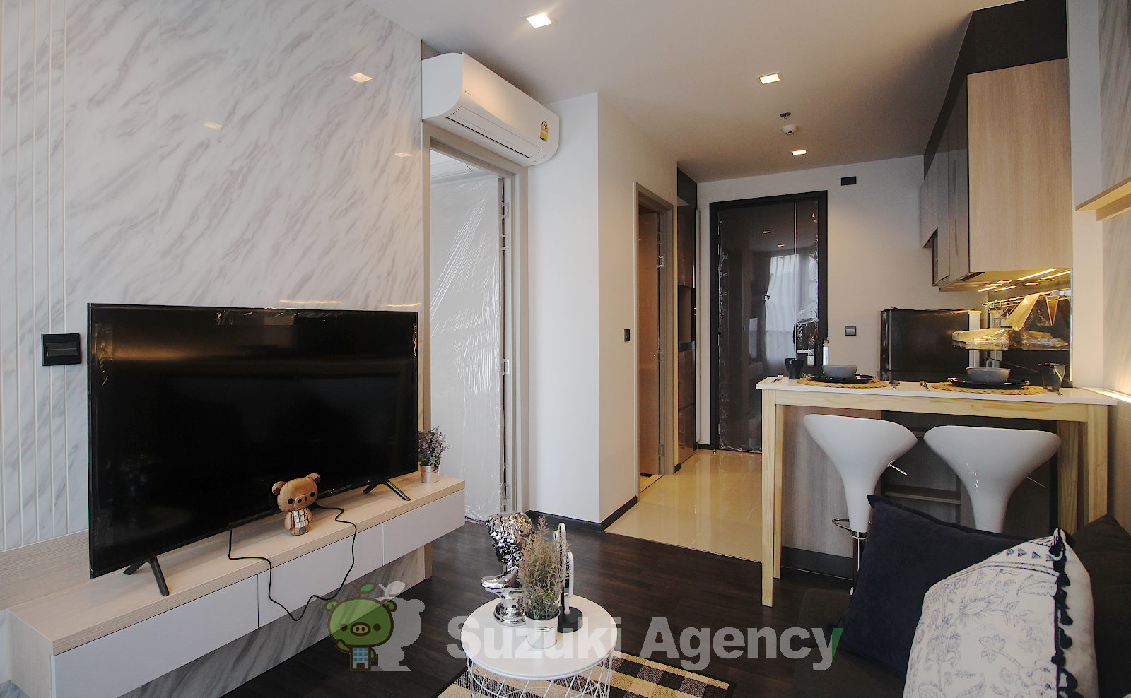 The Line Asoke - Ratchada:1Bed Room Photos No.5