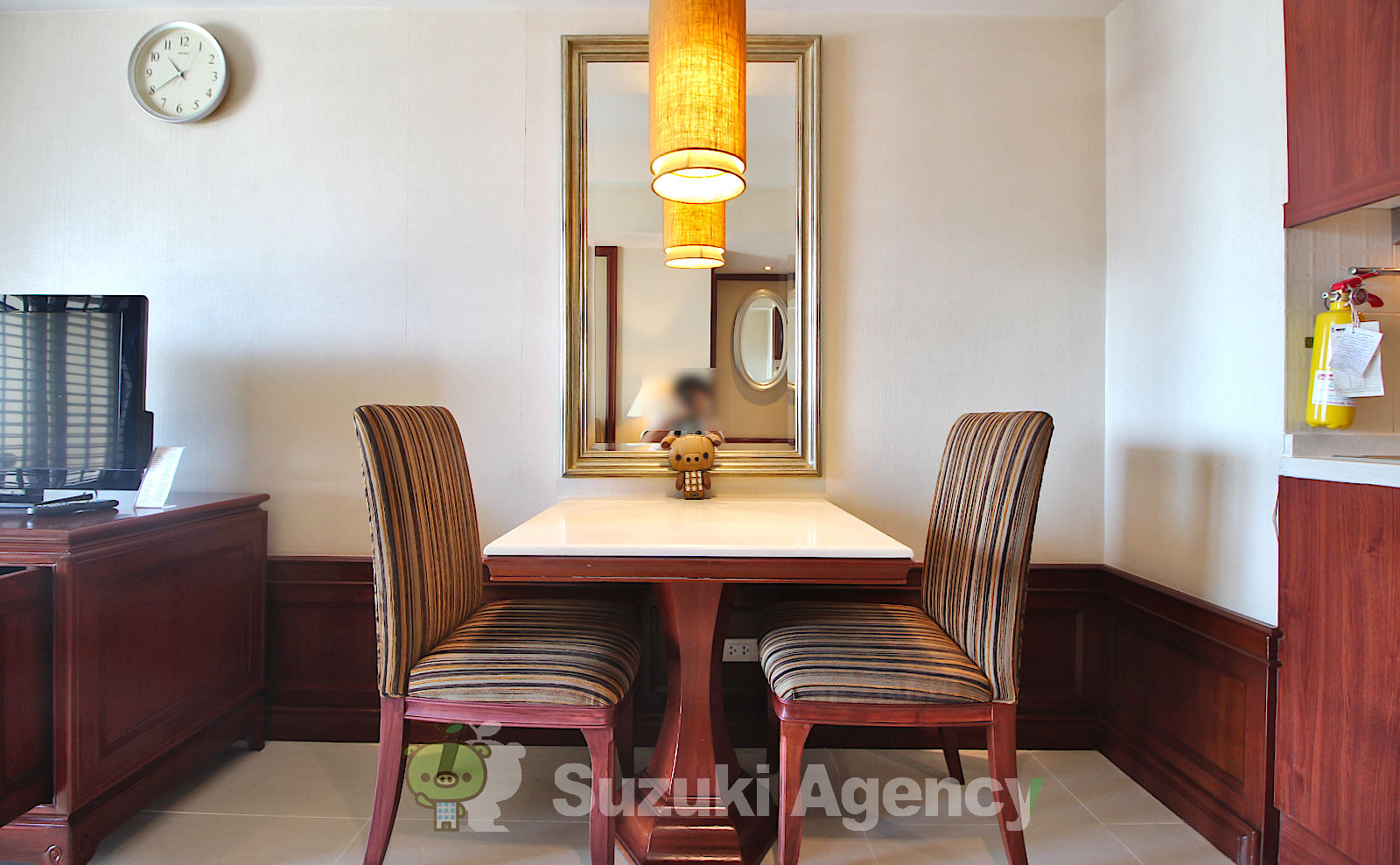 Centre Point Serviced Apartment Thong Lo:1Bed Room Photos No.5