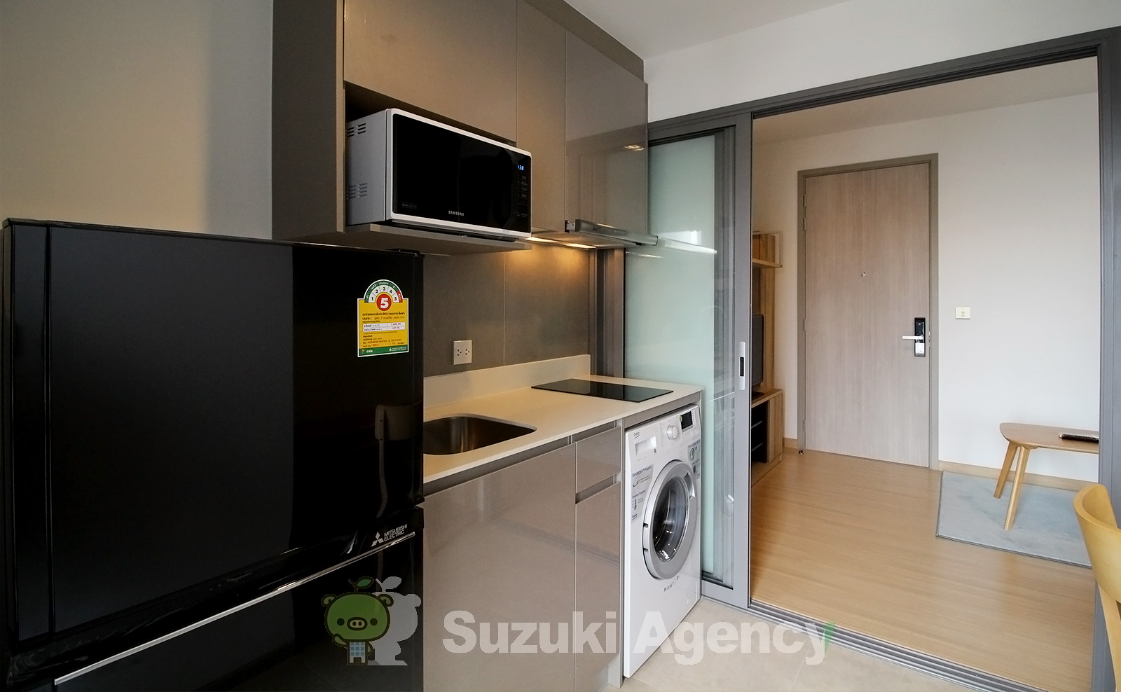 Whizdom Connect Sukhumvit:1Bed Room Photos No.6