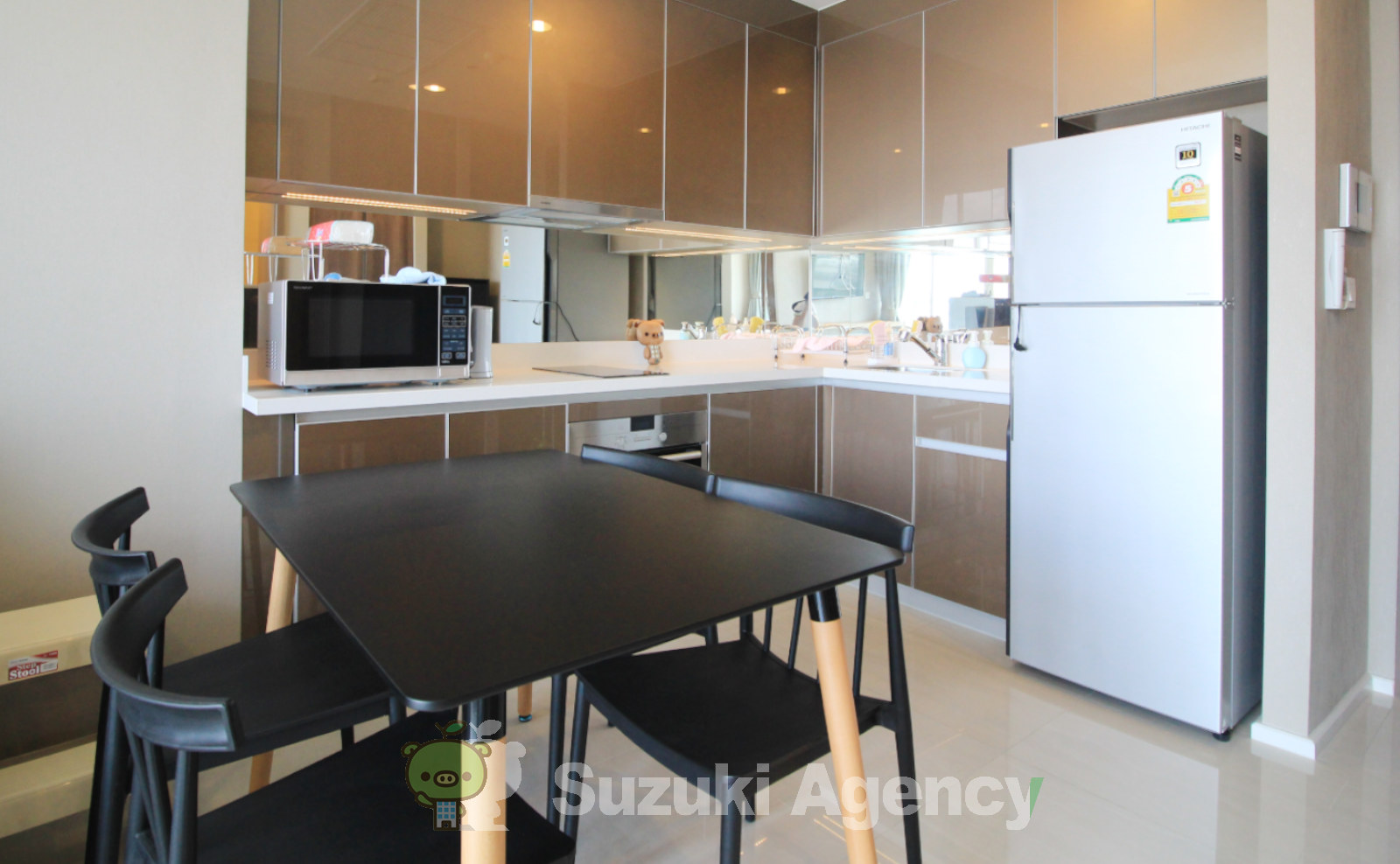 Menam Residences Condominium:1Bed Room Photos No.6