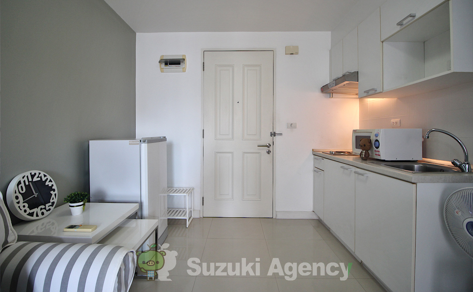 The Clover Thonglor Residence (Owner No.87151):1Bed Room Photos No.6