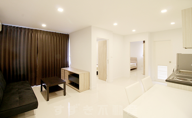 TKF Condominium:2Bed Room Photos No.1