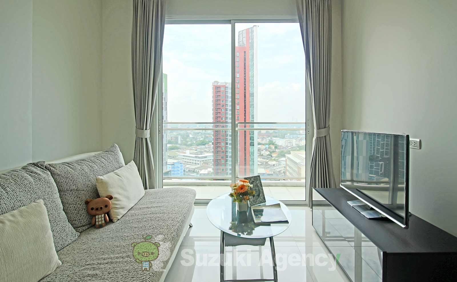 The Bloom Sukhumvit 71:2Bed Room Photos No.1