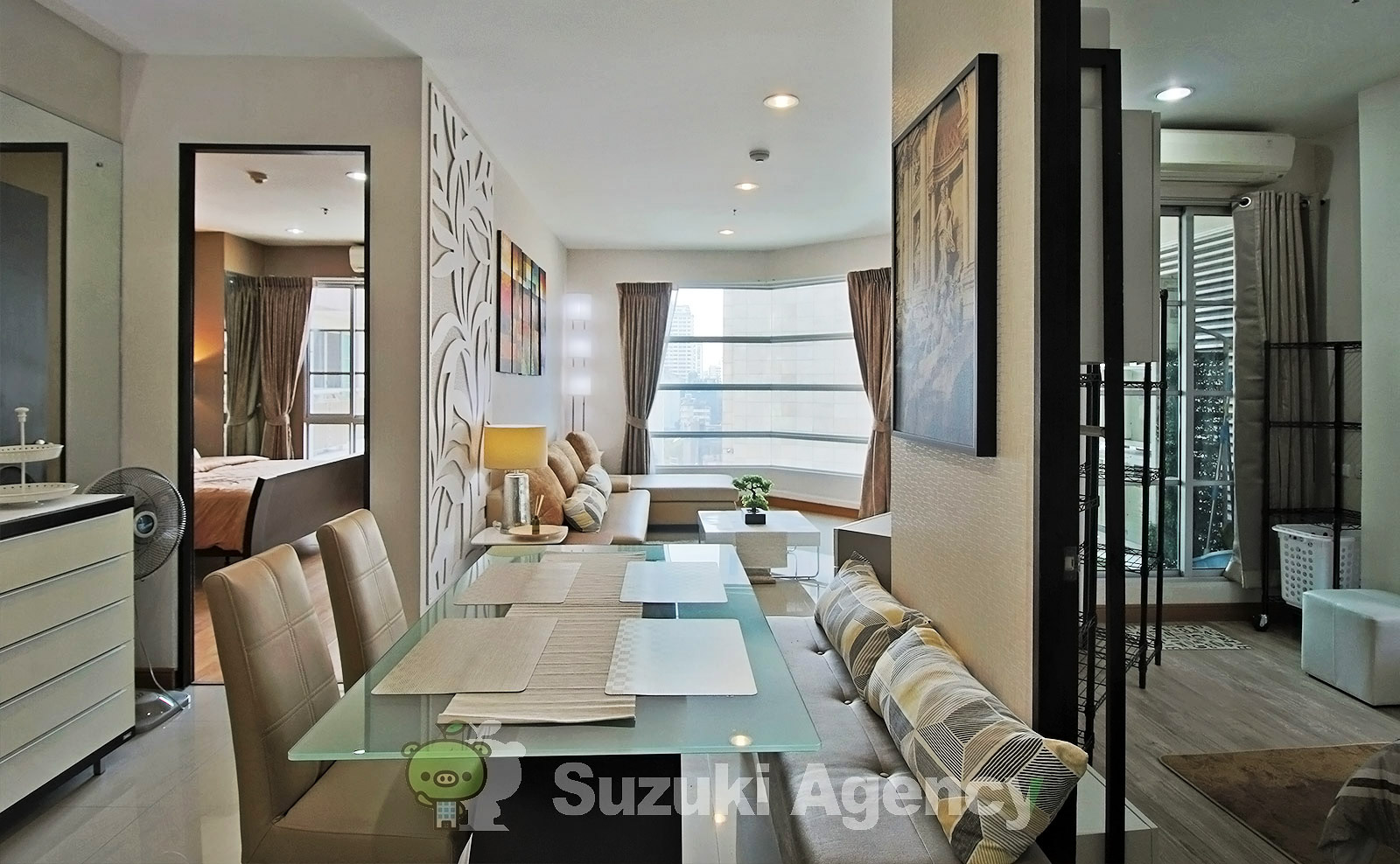 Citi Smart Condo:2Bed Room Photos No.1