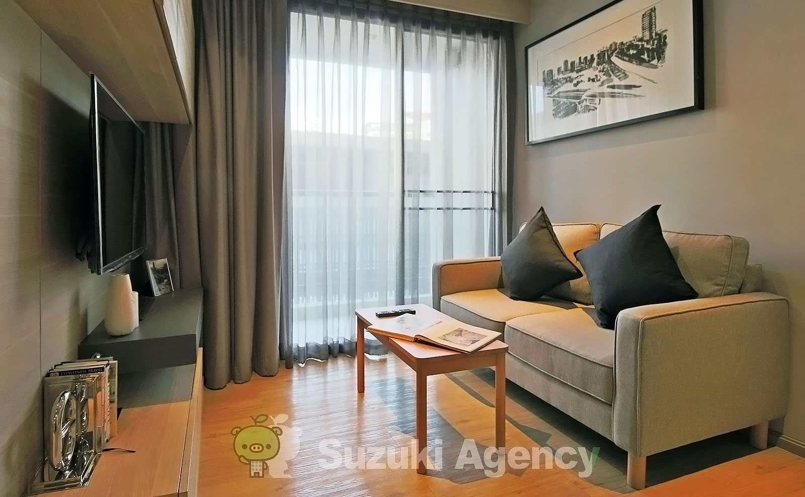 VOQUE Serviced Residence:2Bed Room Photos No.1