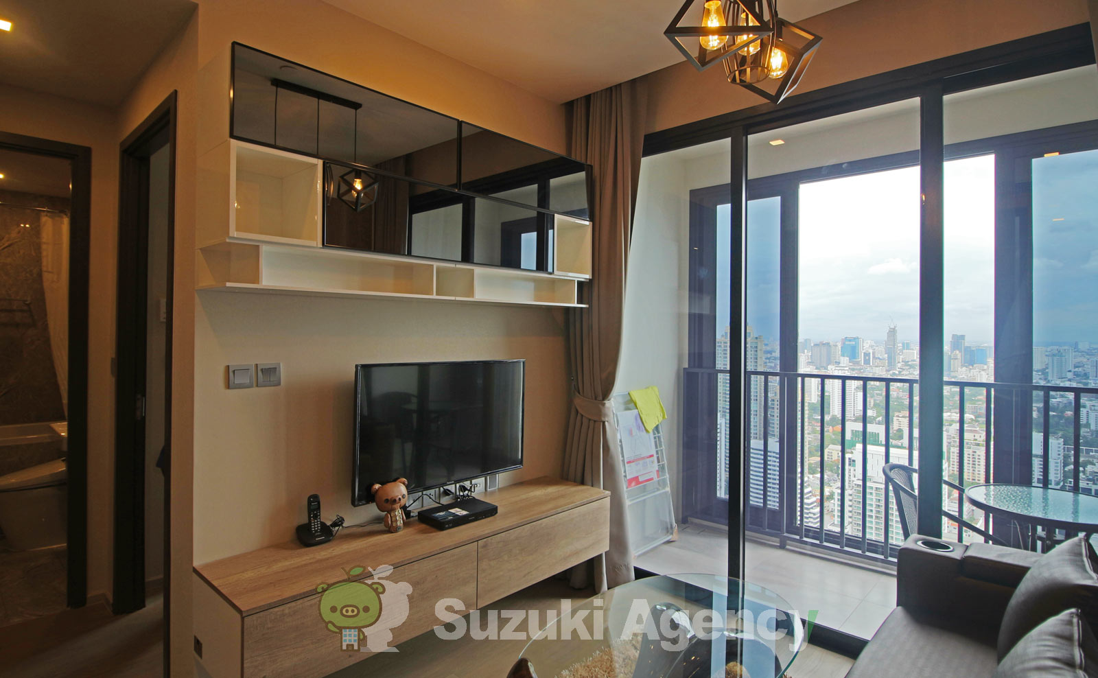 Ashton Asoke:2Bed Room Photos No.1