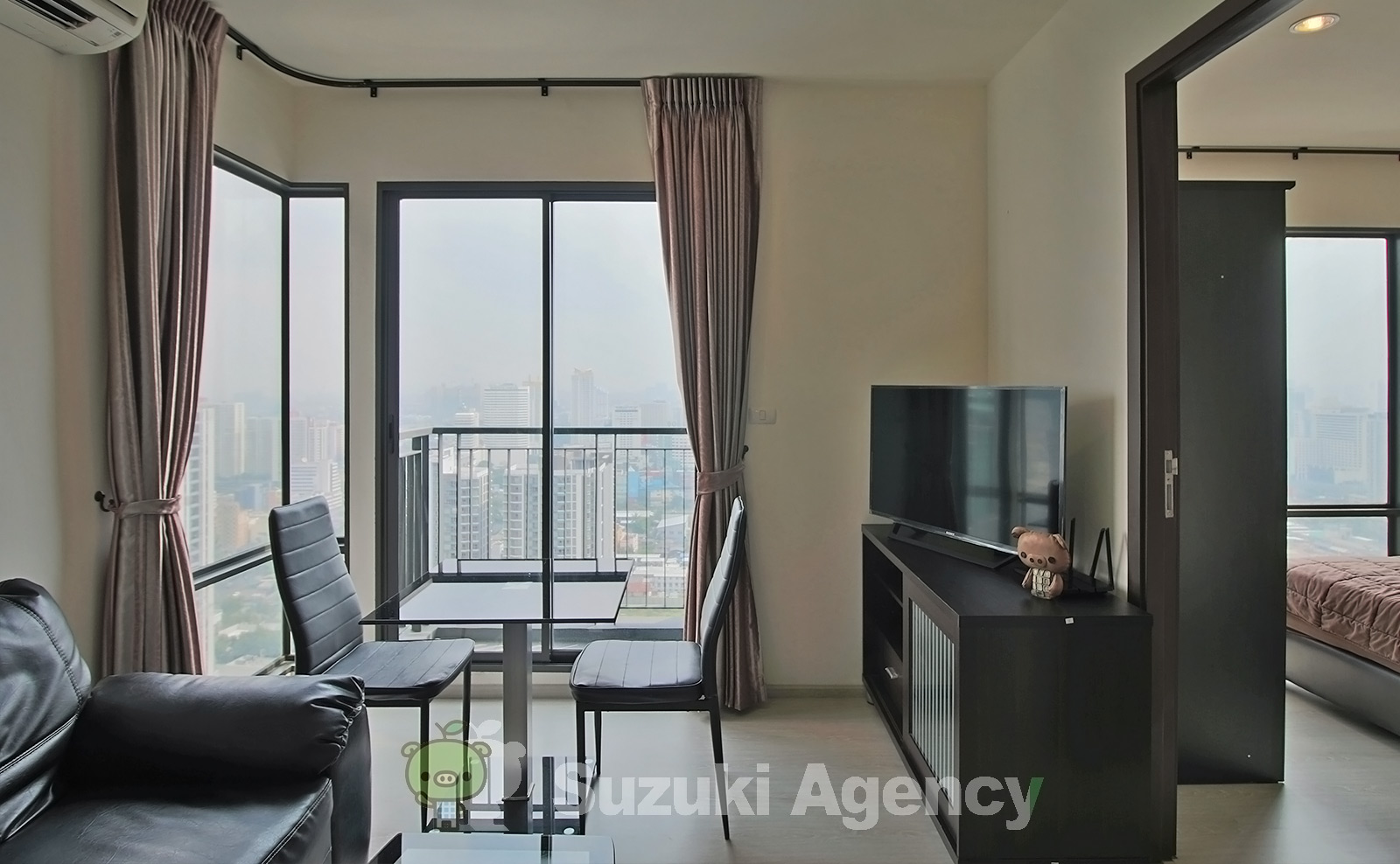Rhythm Asoke 1 (Owner No.87075):2Bed Room Photos No.1