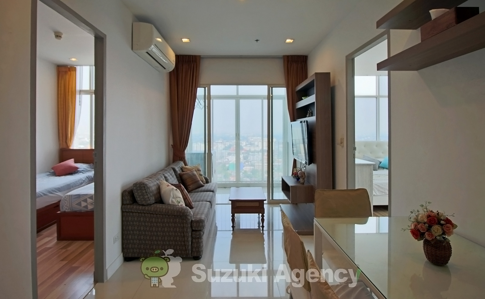 Ideo Verve Sukhumvit 81 (Owner No.87644):2Bed Room Photos No.1