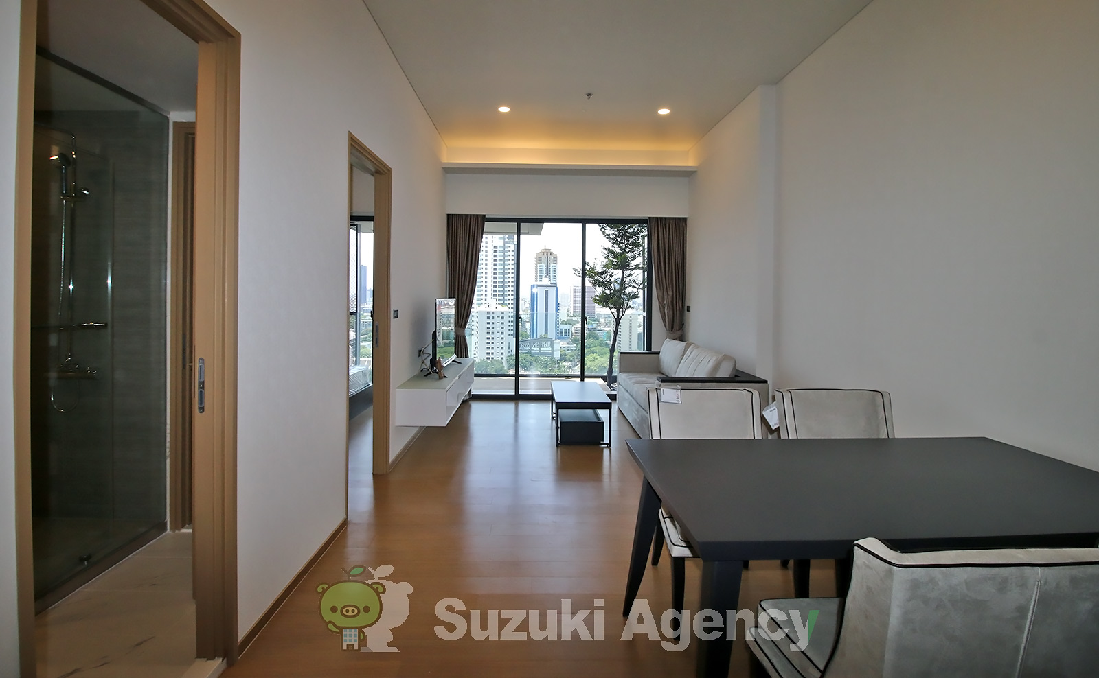 Siamese Exclusive Sukhumvit 31 (Owner No.89005):2Bed Room Photos No.1