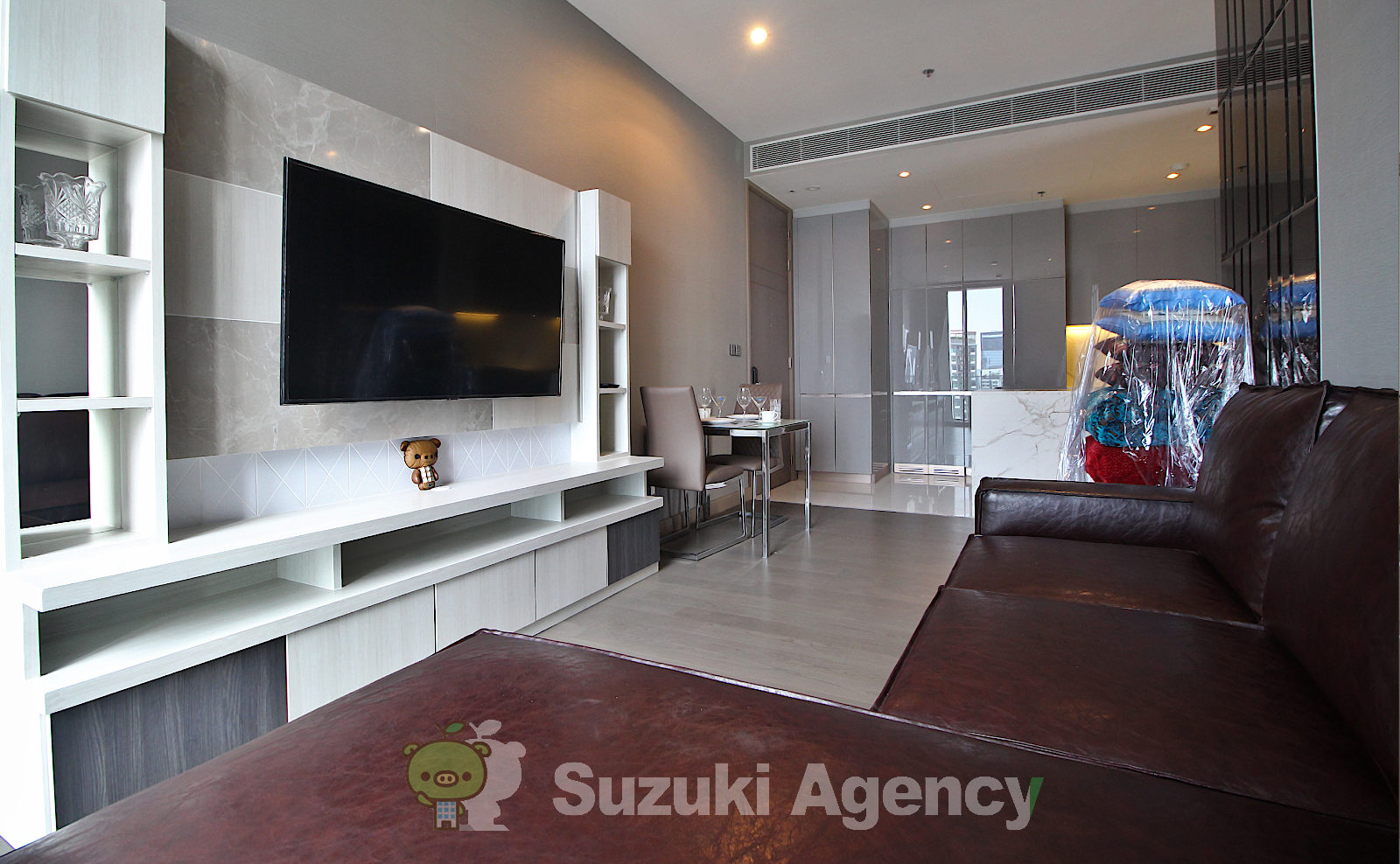 The Esse at Singha Complex:2Bed Room Photos No.1