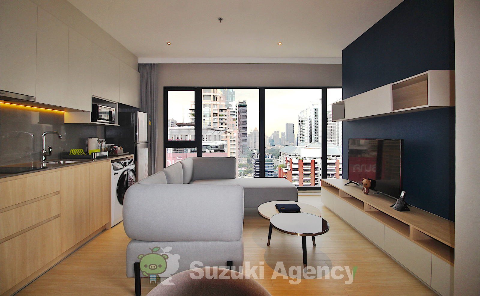 Sindhorn Midtown:2Bed Room Photos No.1